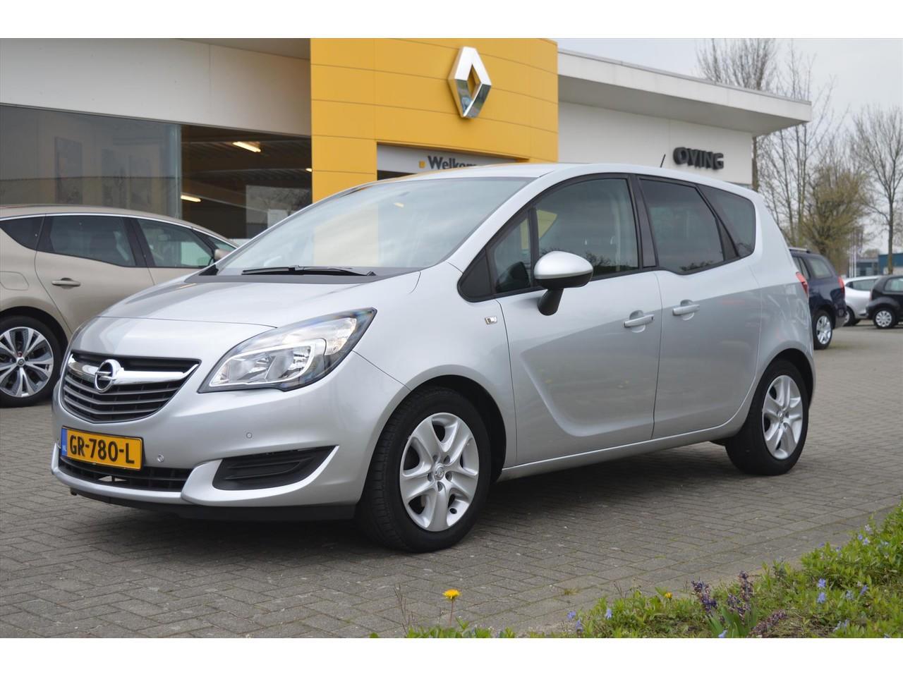 Opel Meriva 1.4 turbo start/stop ecoflex 120pk business+