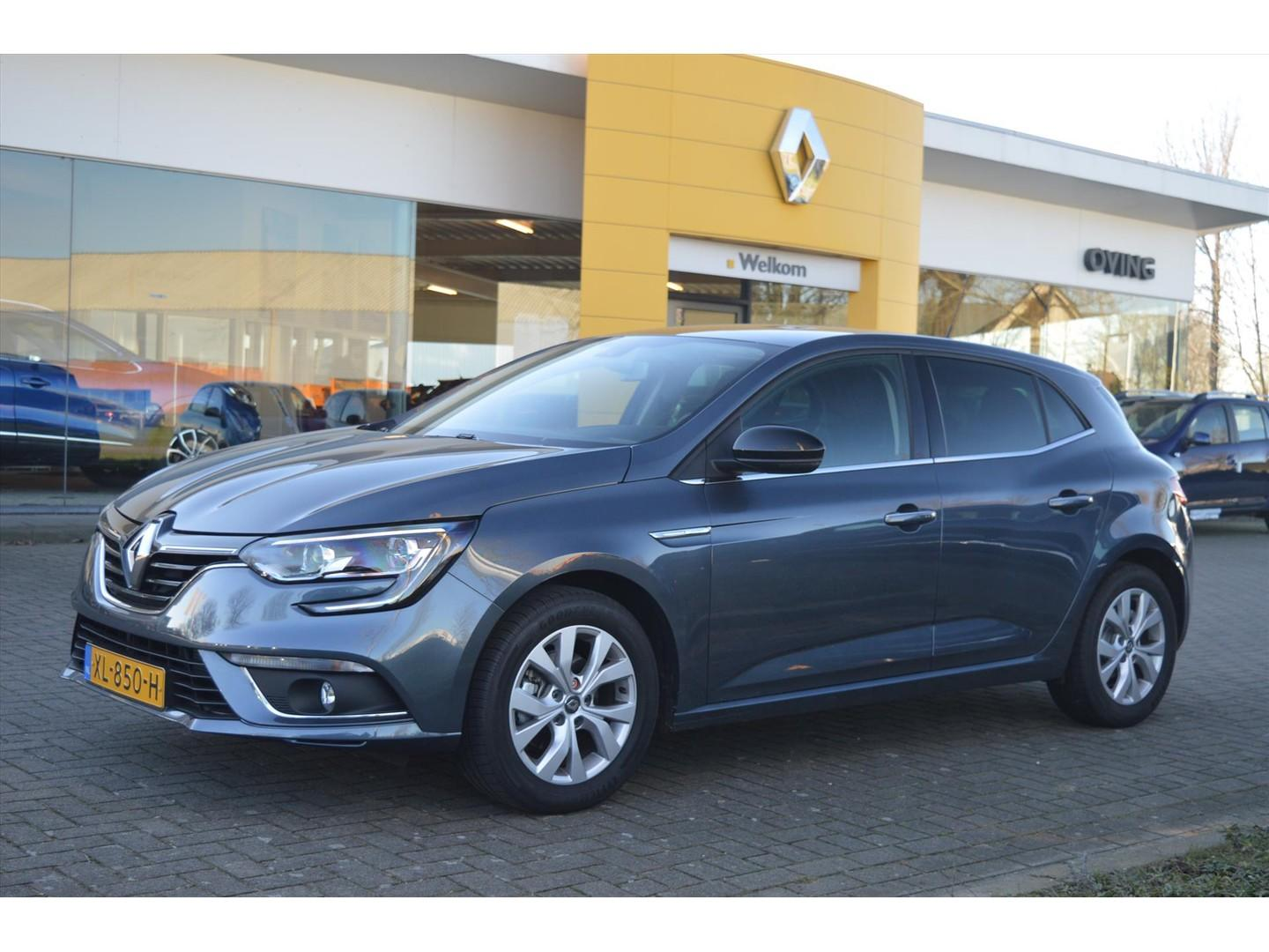 Renault Mégane Hatchback 1.3 energy tce 115pk limited
