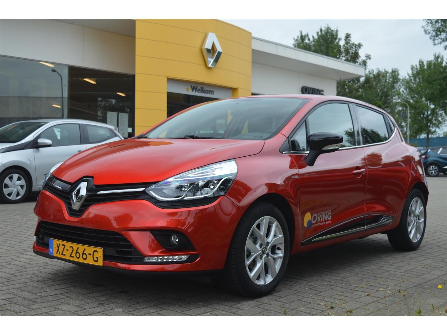 Renault Clio Energy tce 90pk eco2 s&s limited