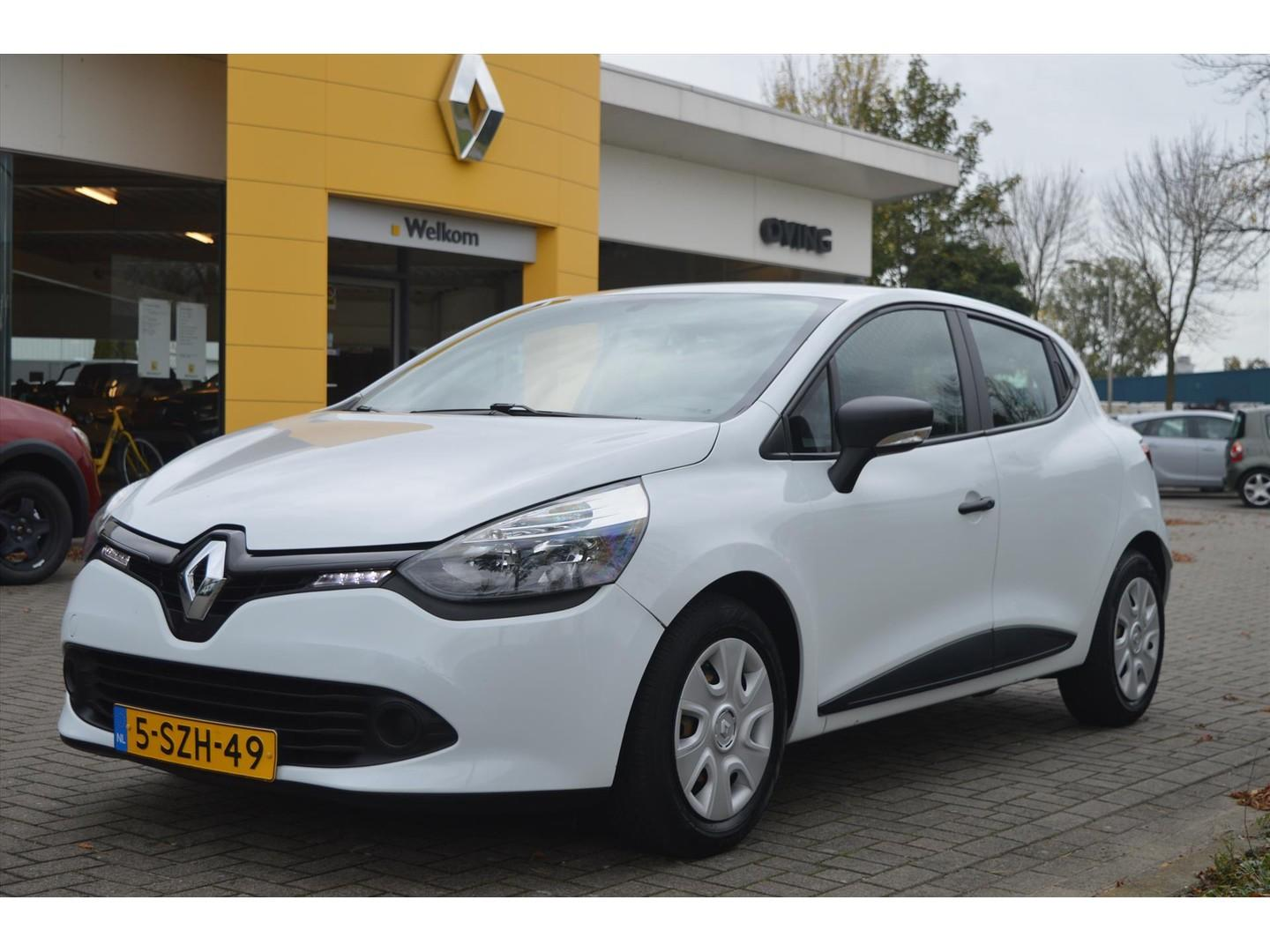Renault Clio Energy tce 90pk s&s eco2 authentique