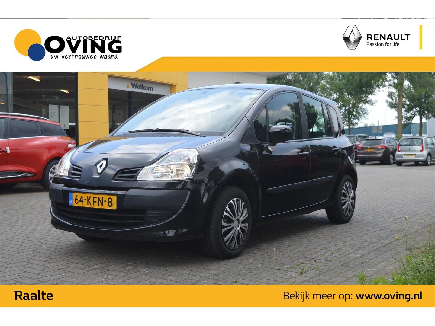 Renault Grand modus 1.2 tce 100pk expression