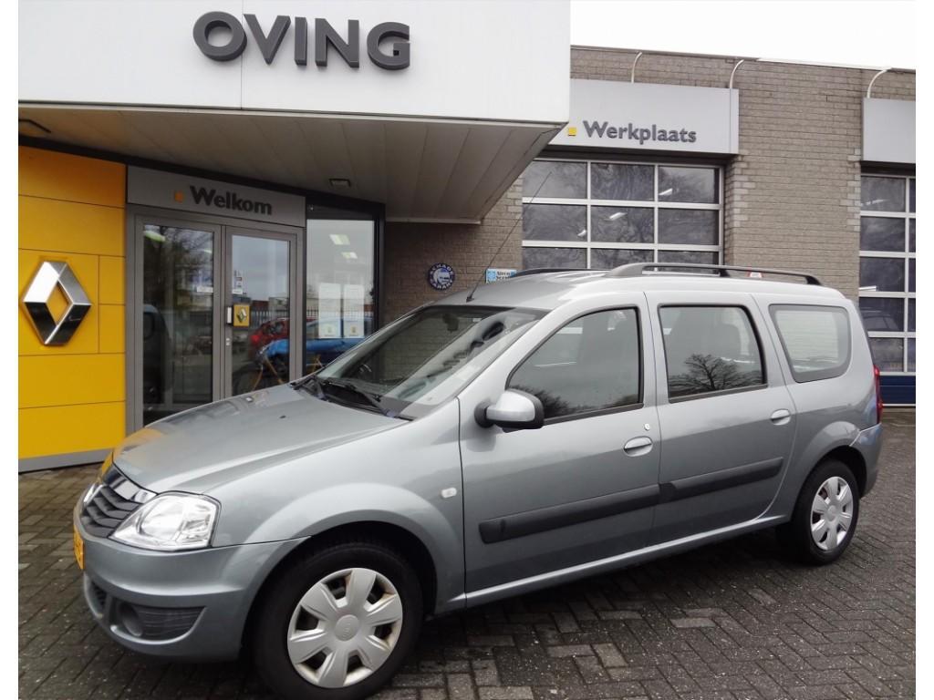 Dacia Logan 1.6 16v 105 pk 5p lauréate50%/6mnd uitgestelde betaling met 1,9%