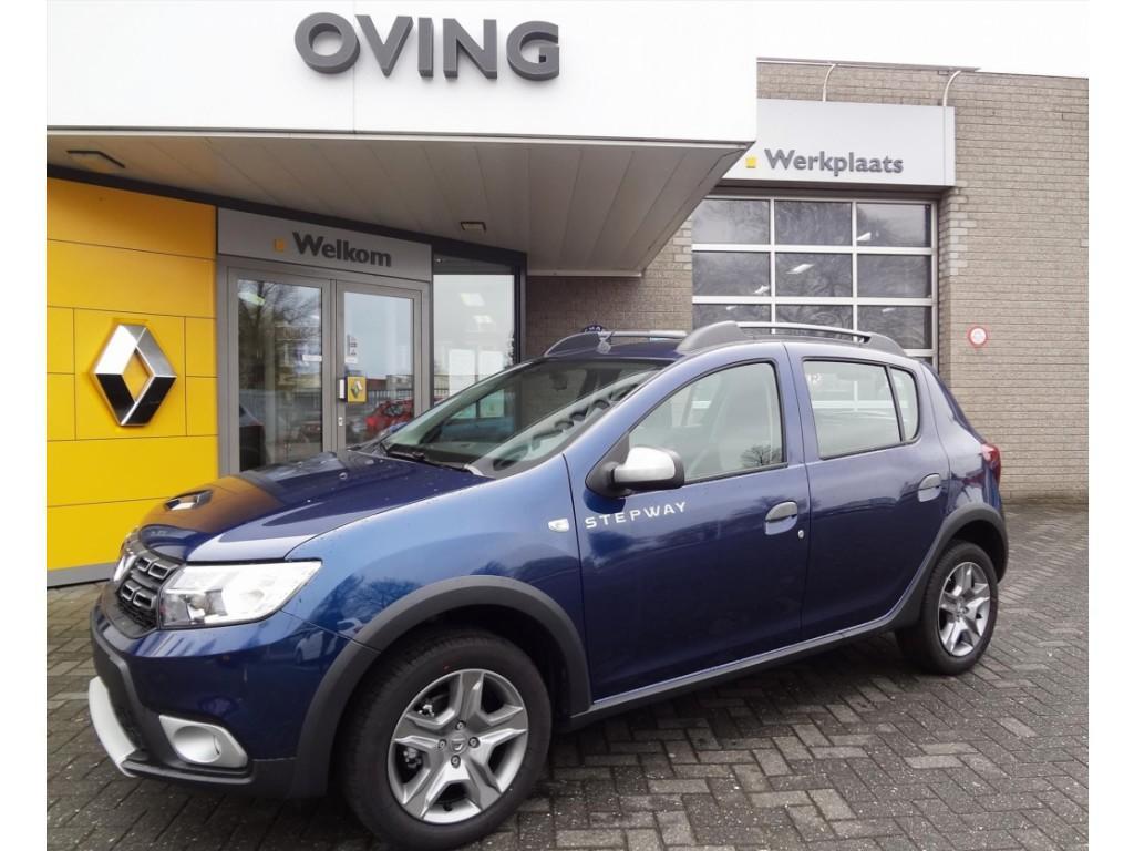 Dacia Stepway 90tce bi-fuel laureate **direct leverbaar**fin va. 1,9%!