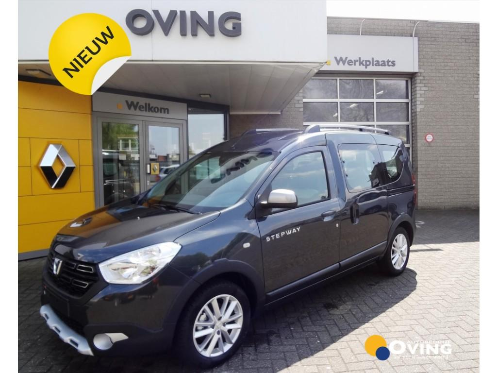 Dacia Dokker 115tce stepway**direct leverbaar**fin va. 1,9%**