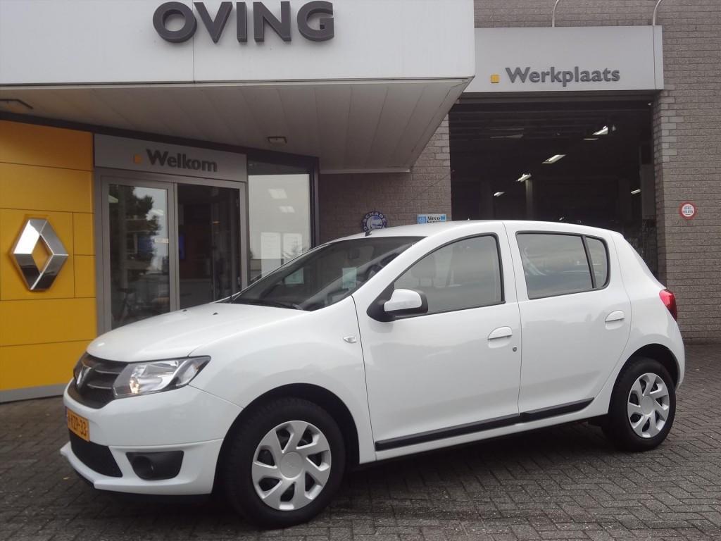 Dacia Sandero 90tce lauréate**airco, navigatie**