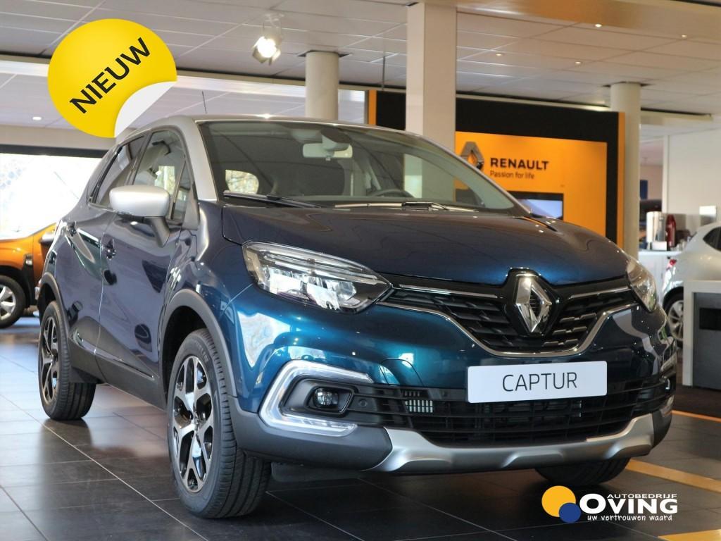 Renault Captur 90tce intens**direct leverbaar**fin va. 1,9%**