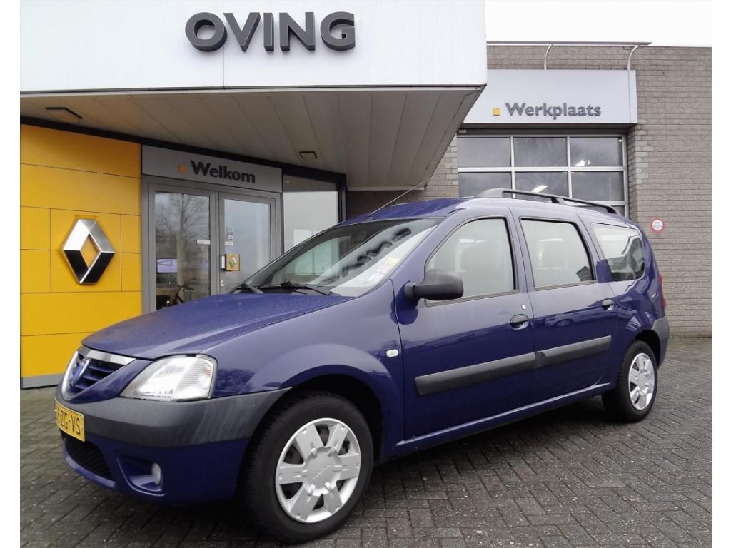 Dacia Logan 1.6 mpi 90 mcv 5p laureate** fin va. 4,9%**