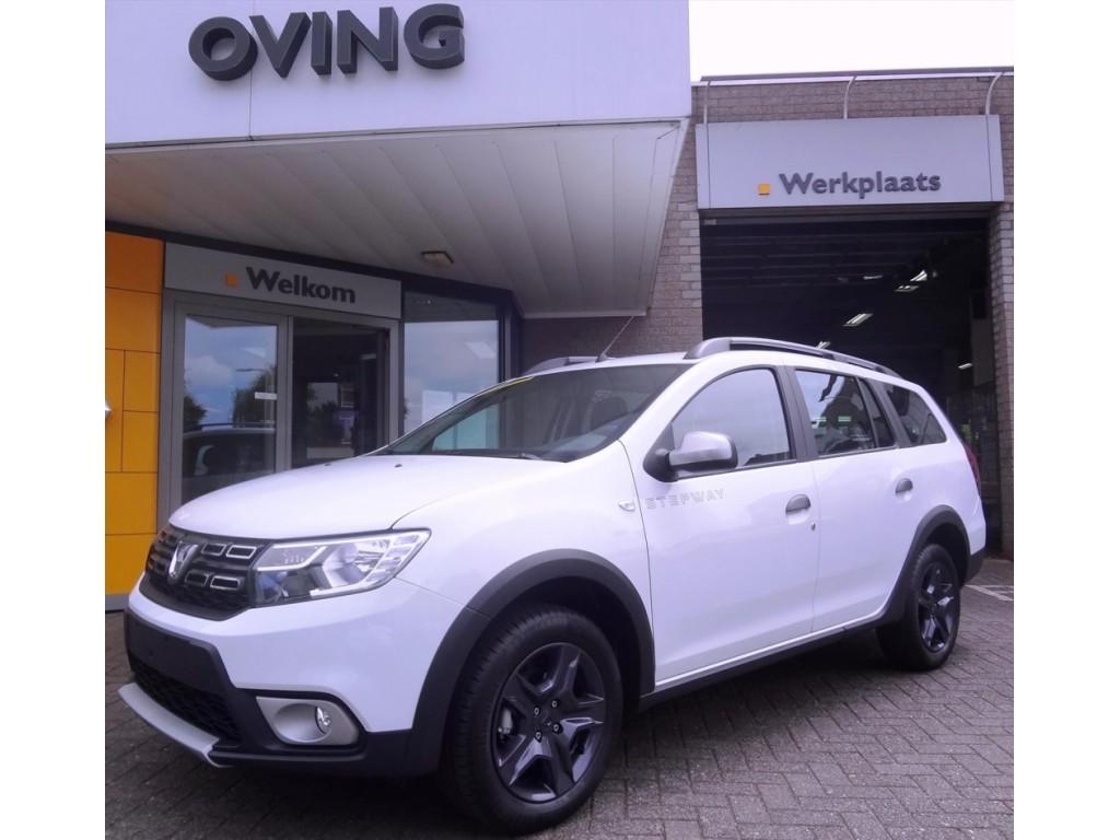 Dacia Logan Mcv stepway**vanaf juli leverbaar**fin va. 1,9%**