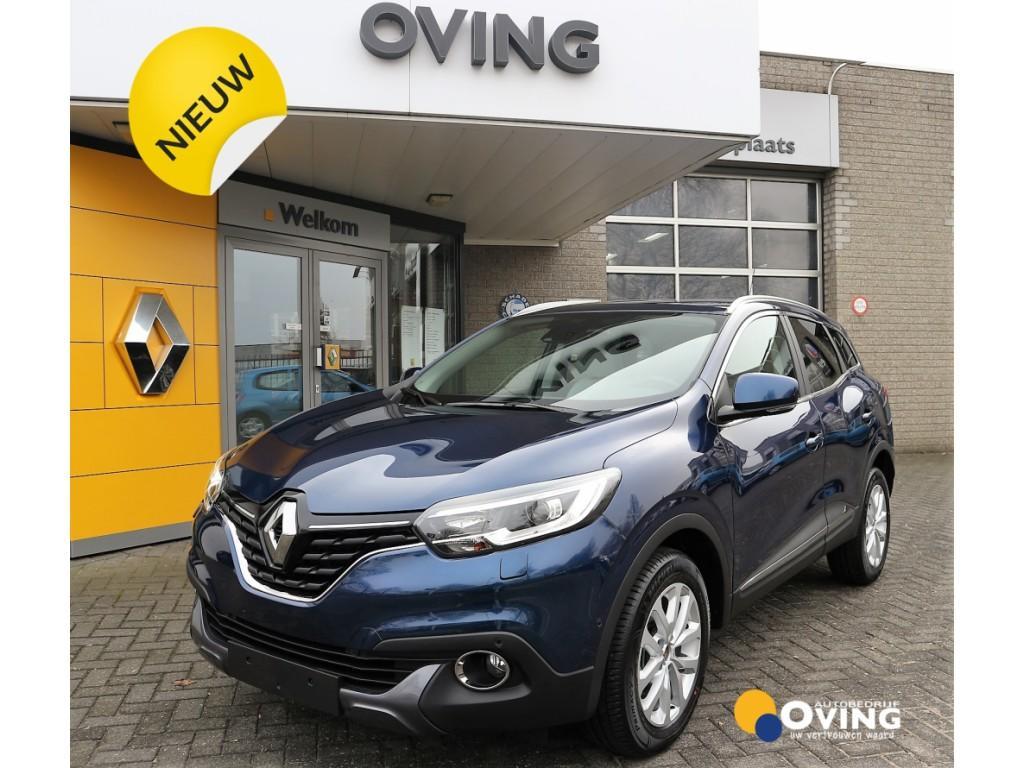 Renault Kadjar 110dci edc intens automaat**direct leverbaar**fin va. 1,9%**