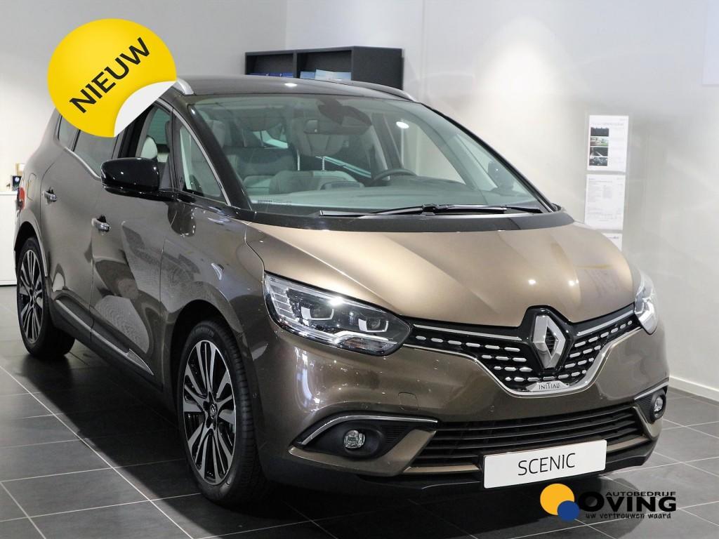 Renault Grand scénic 130tce initiale paris 7-pers.**direct leverbaar*fin va. 1,9%**