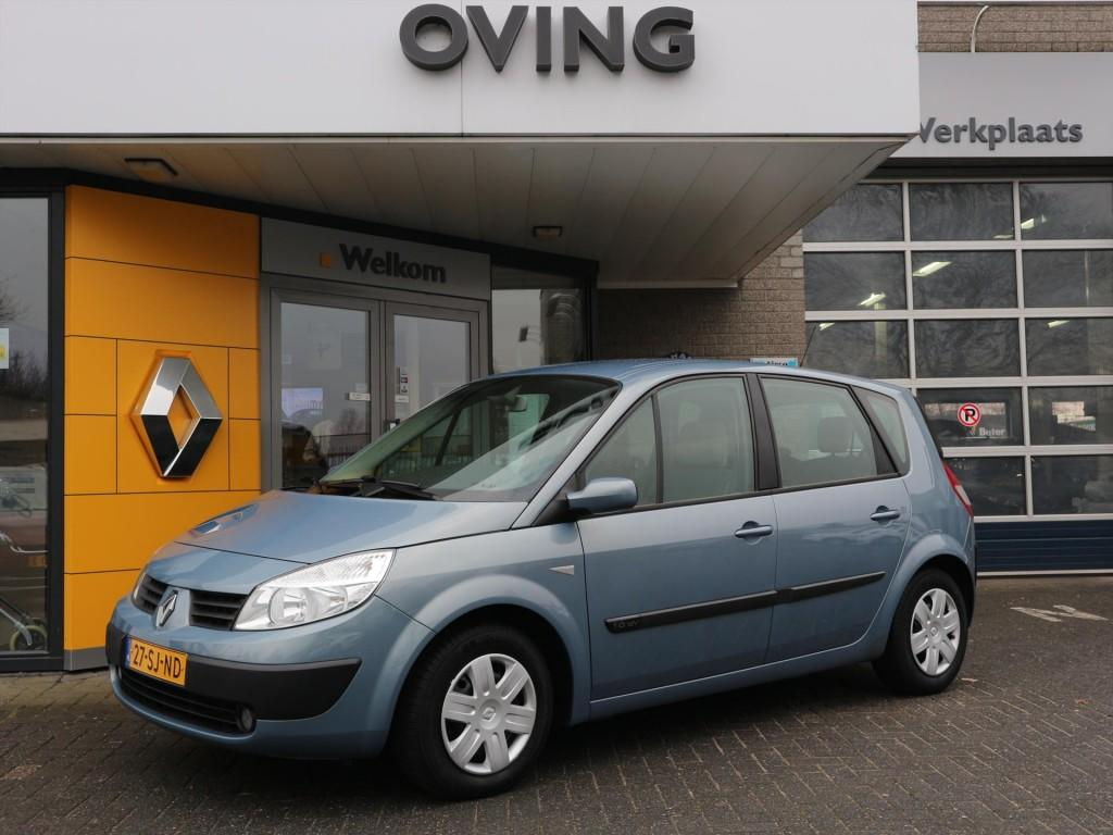 Renault Scénic 1.6 16v expression**lpg-g3**fin va. 4,9%**