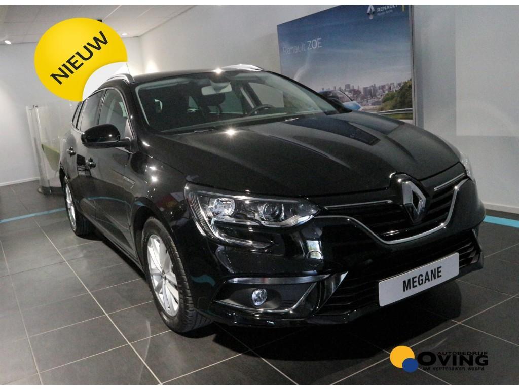 Renault Mégane Estate 110dci limited **financial lease va. 0,0%**
