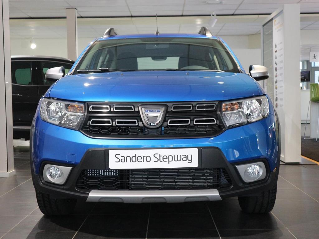 Dacia Sandero 0.9 tce 90pk stepway