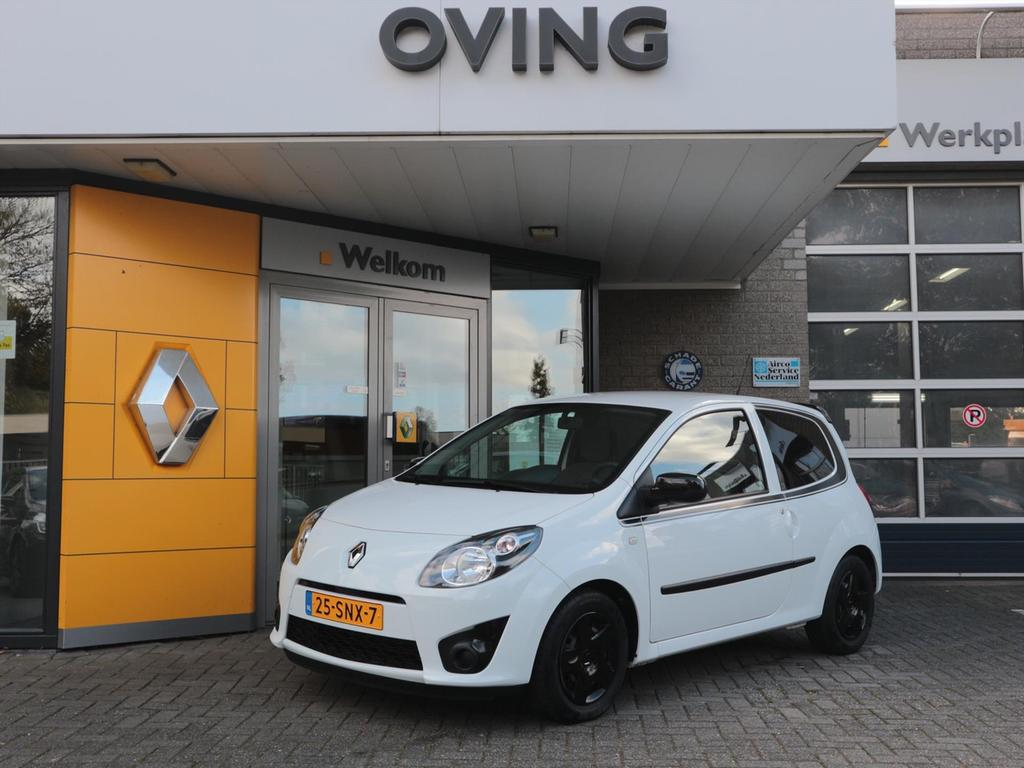 Renault Twingo 1.2 16v 75pk eco² collection **verschuifbare achterbank**