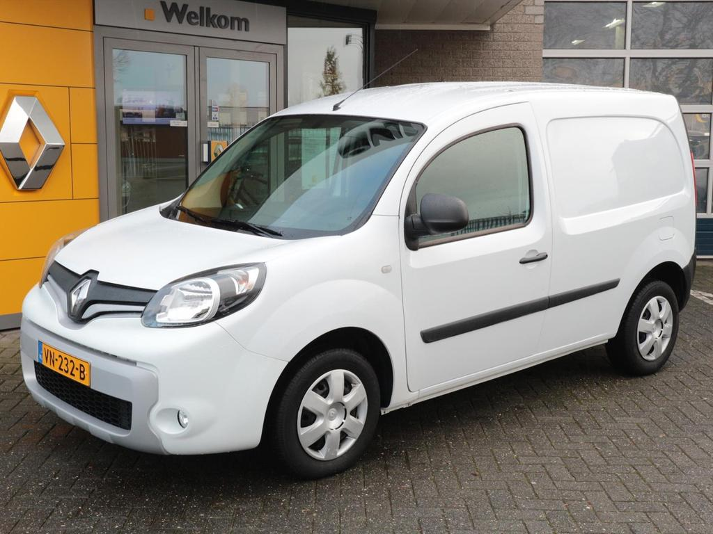 Renault Kangoo 1.5 energy dci 90 pk fap start & stop black edition
