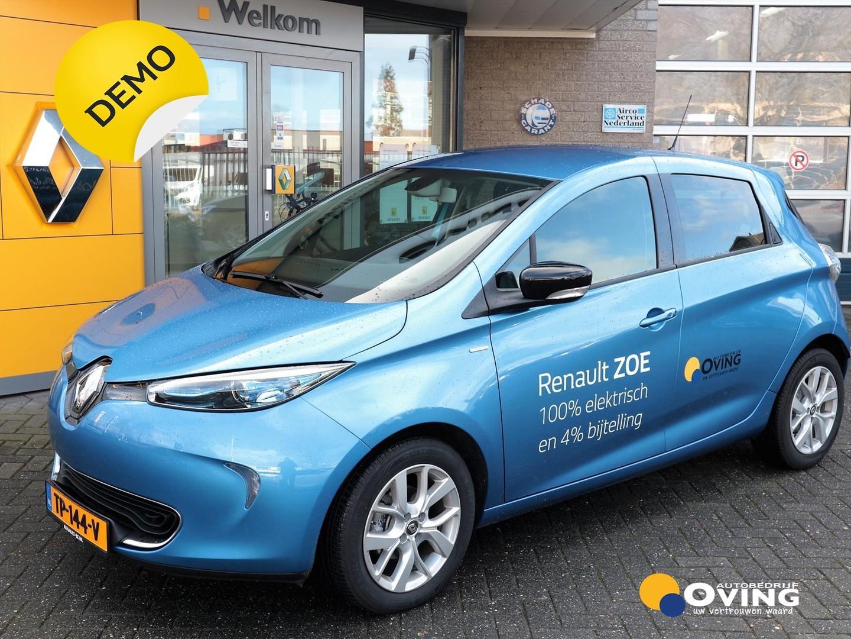 Renault Zoe R110 108pk limited (batterij huur)