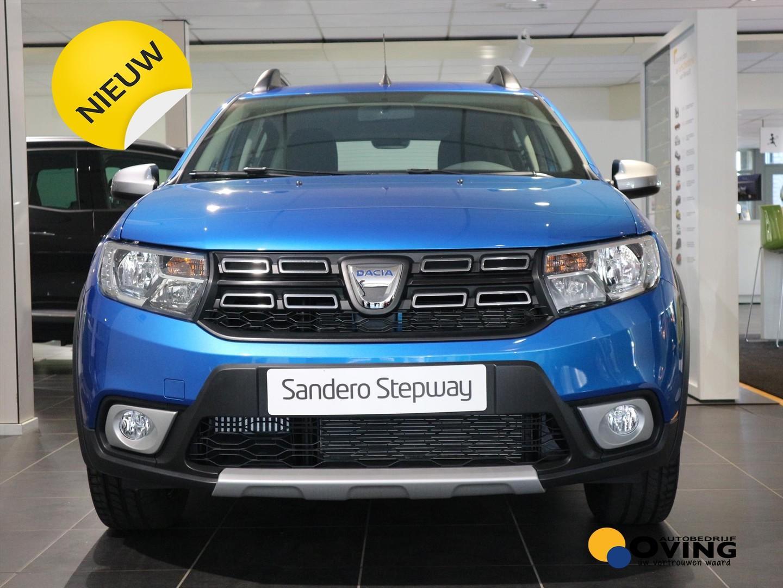 Dacia Sandero 90ce stepway fin va. 3,9% (mc.1603)