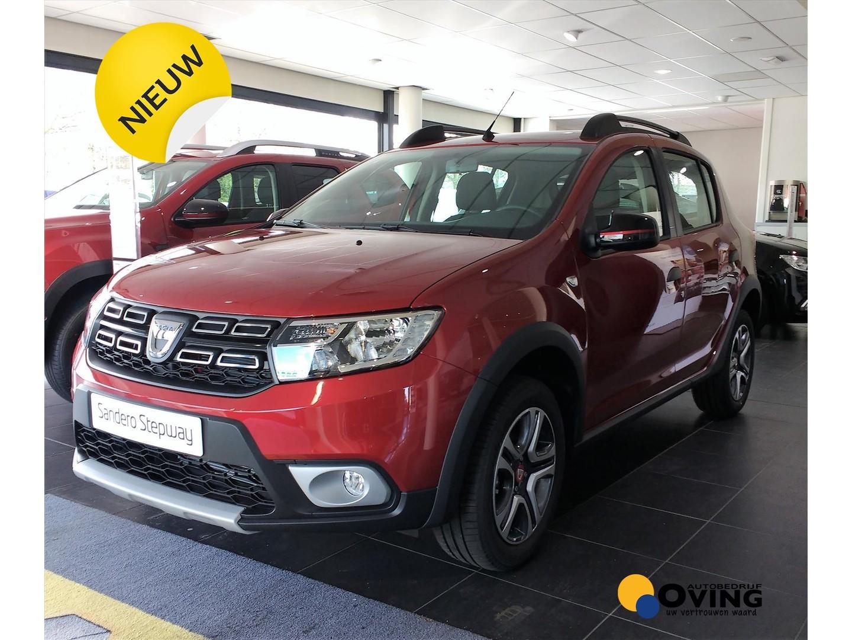 Dacia Sandero Stepway 90tce série limitée tech road fin va. 2,9%