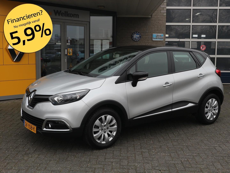 Renault Captur 90tce expression