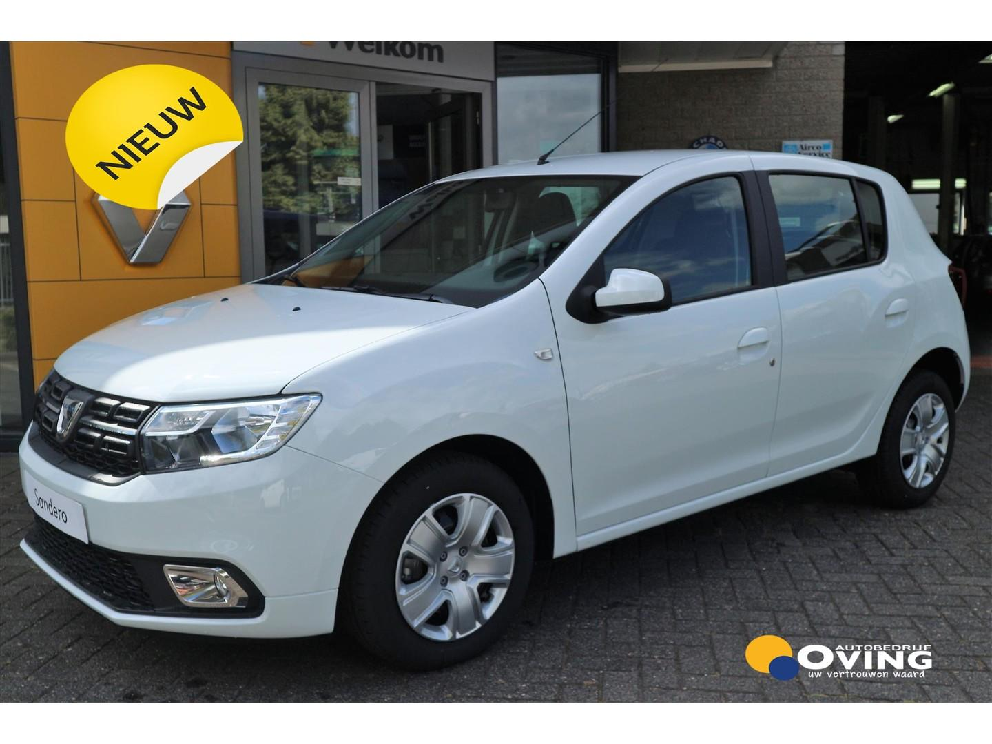 Dacia Sandero 1.0 74 pk laureate **private lease va. € 229,-** fin va. 2,9%*