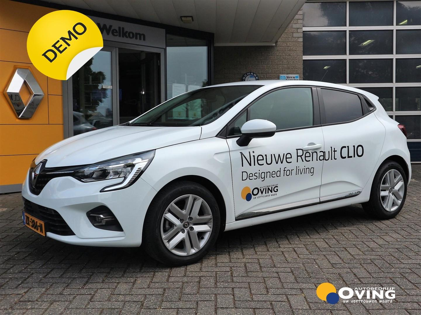 Renault Clio New 1.0tce 100pk zen*private lease va. € 279,-*fin va. 3,9%*