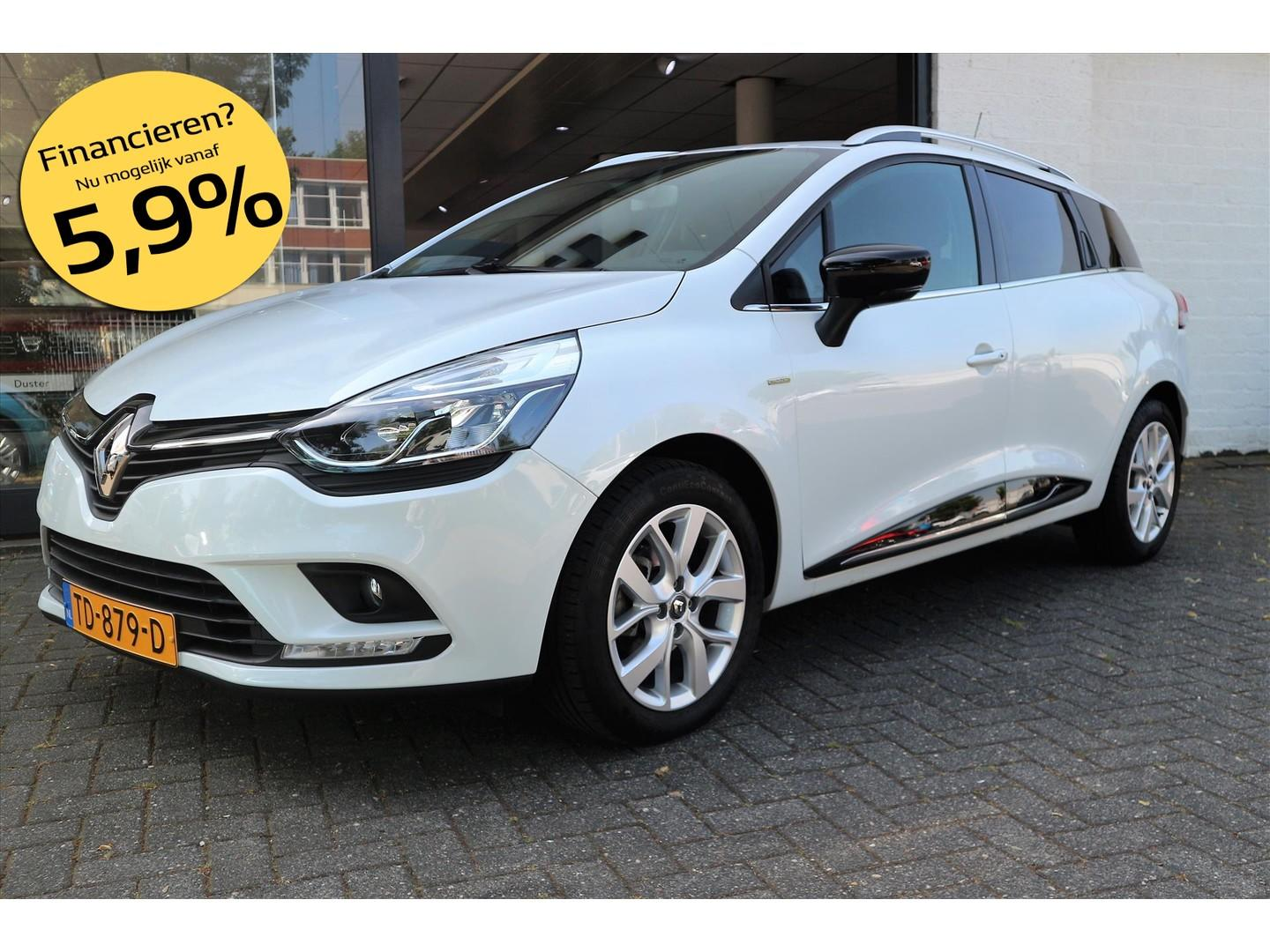 Renault Clio Estate 90tce limited*fin va. 5,9%*