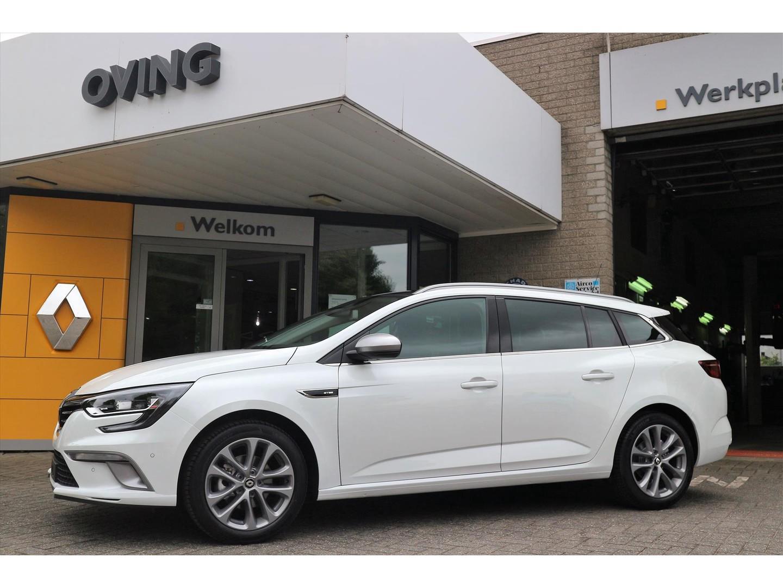 Renault Mégane Estate 1.3 tce 140pk gt-line nieuw *€ 4.500 voordeel*