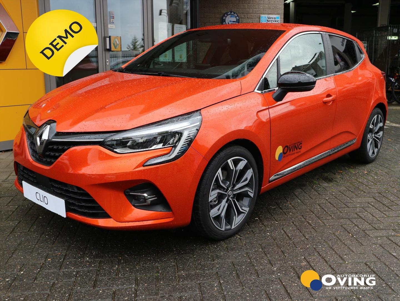 Renault Clio New 1.0 tce 100pk intens **fin va. 3,9%**