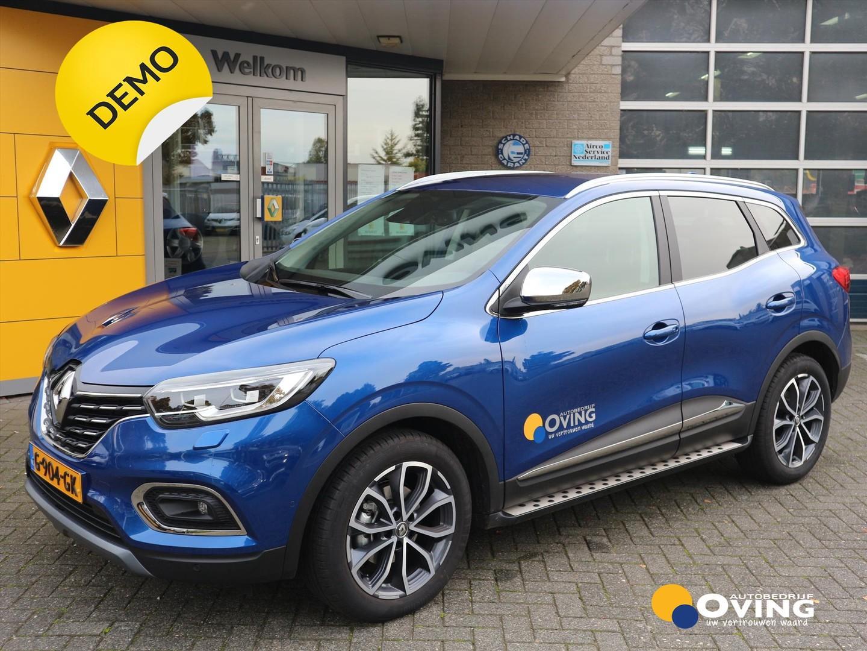Renault Kadjar 140tce gpf intens **fin va. 3,9%**
