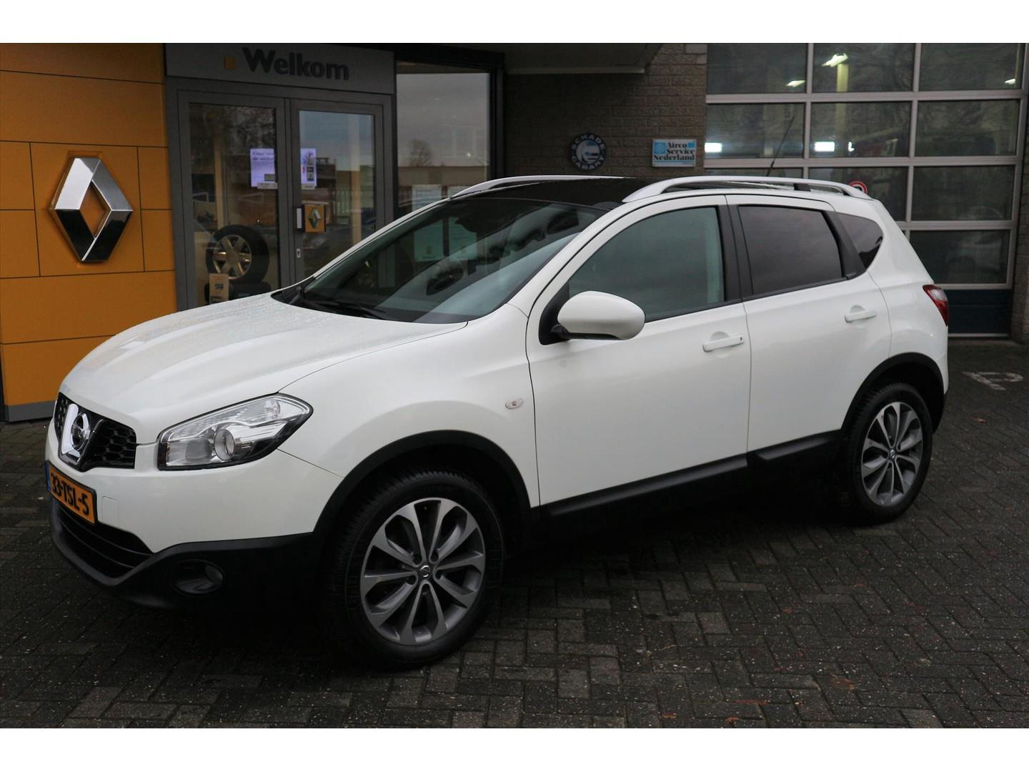 Nissan Qashqai 1.6 117pk stop/start connect edition