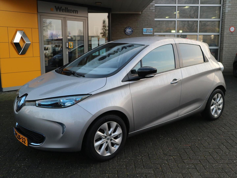 Renault Zoe Intens ze 22kw batterijhuur