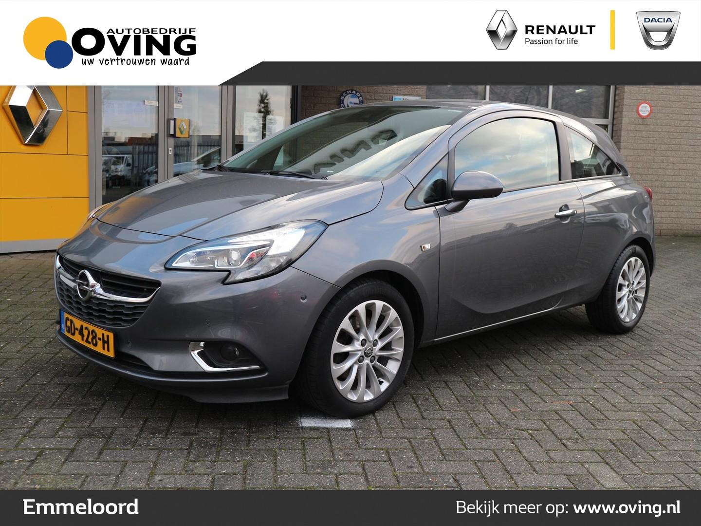 Opel Corsa 1.3 cdti easytronic 3.0 s&s 95pk cosmo 3drs. automaat