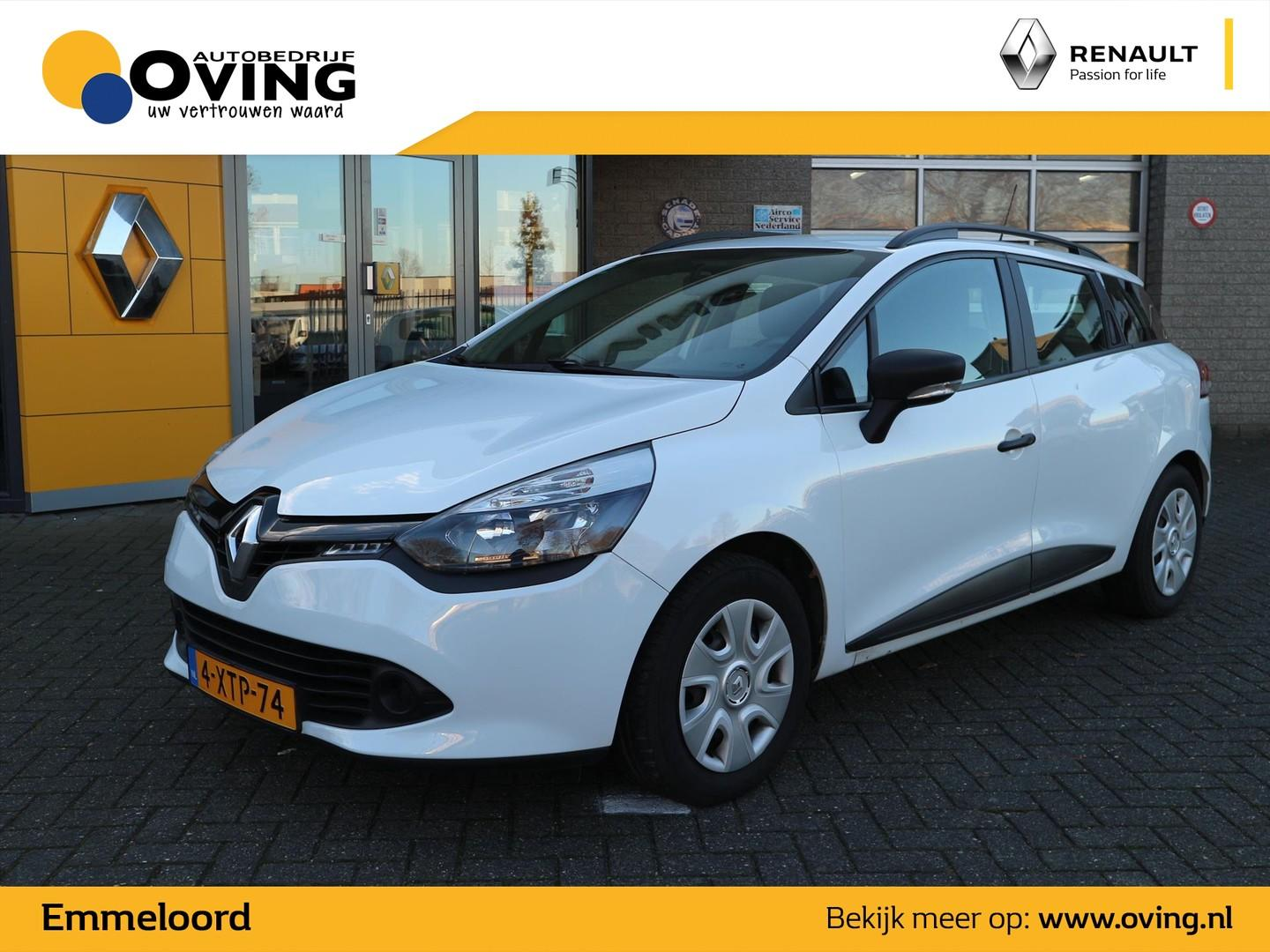 Renault Clio Estate energy tce 90pk authentique