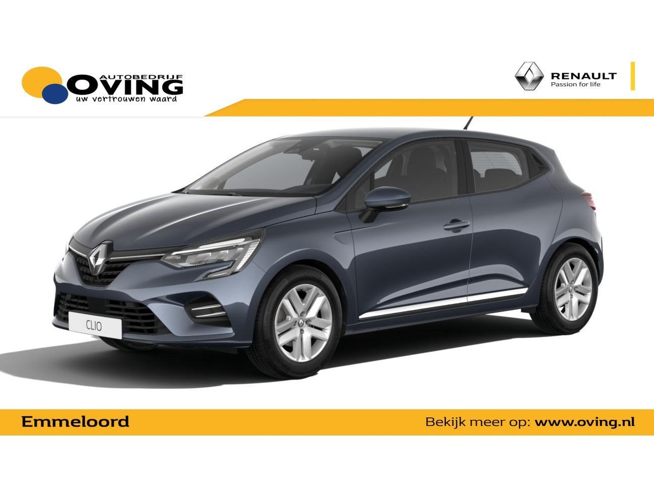 Renault Clio New tce 100 bi-fuel zen met €1.300 voordeel