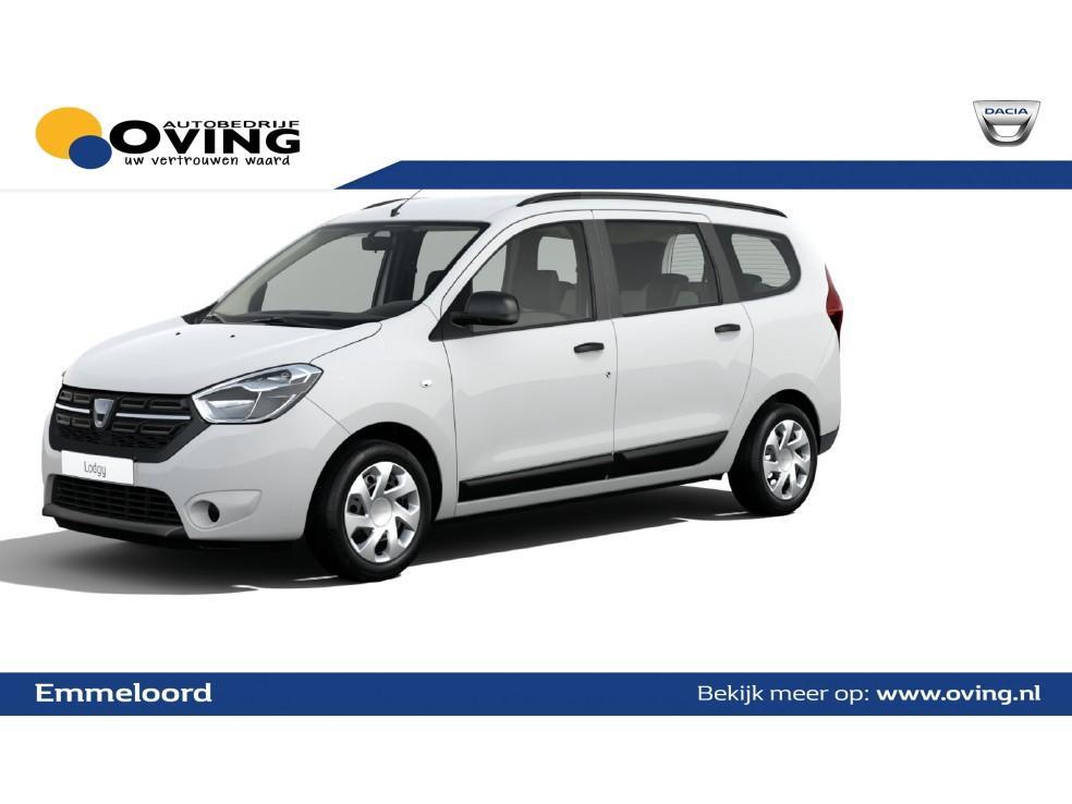 Dacia Lodgy 130tce essential 7 zits