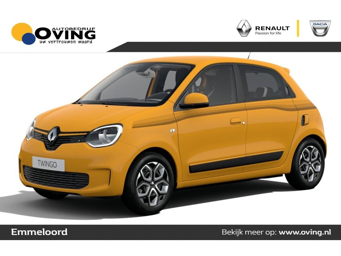 Renault Twingo Sce 75 collection nu met €1.300,- voordeel & € 250,- acc.cheque