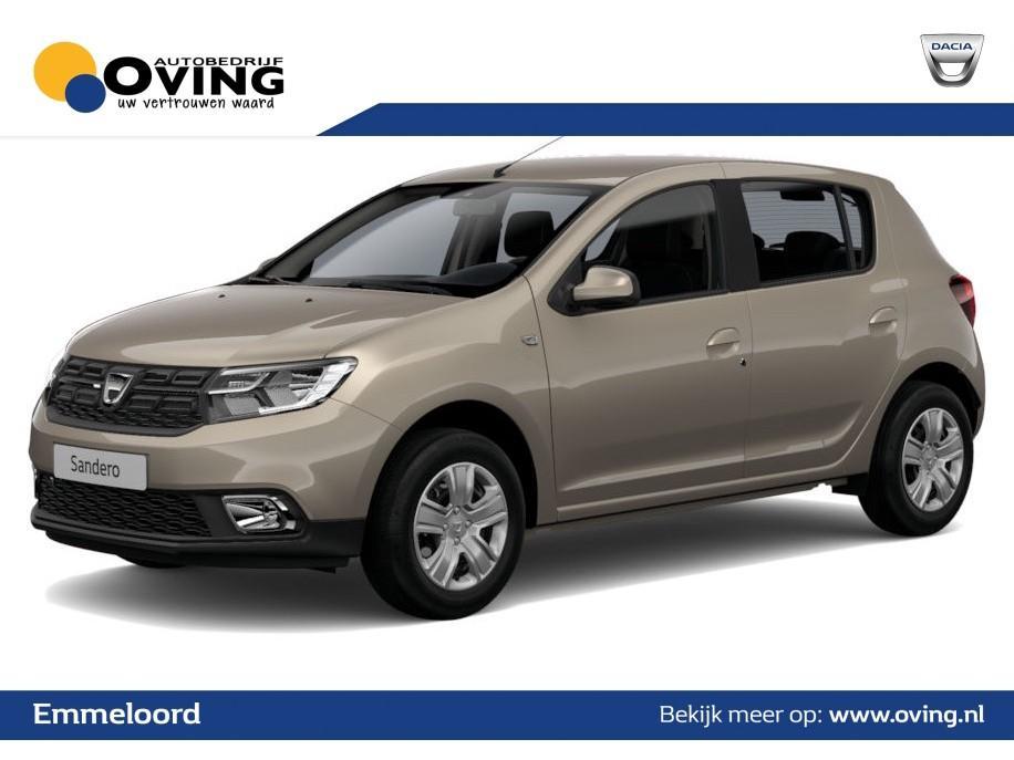 Dacia Sandero 90 tce laureate ** uit voorraad** fin va. 2,9%