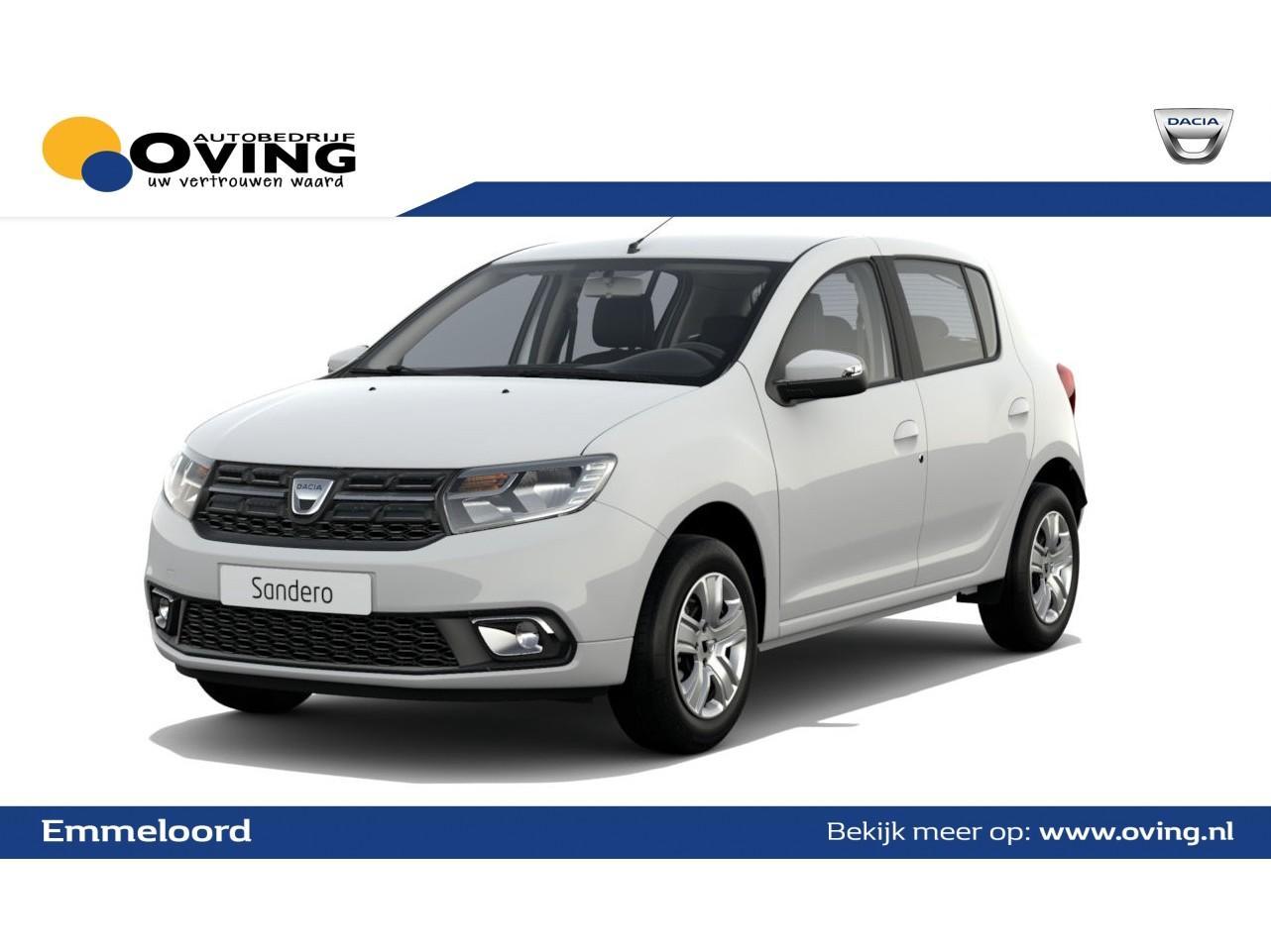 Dacia Sandero 100 tce bi-fuel comfort ** uit voorraad** fin va. 2,9%