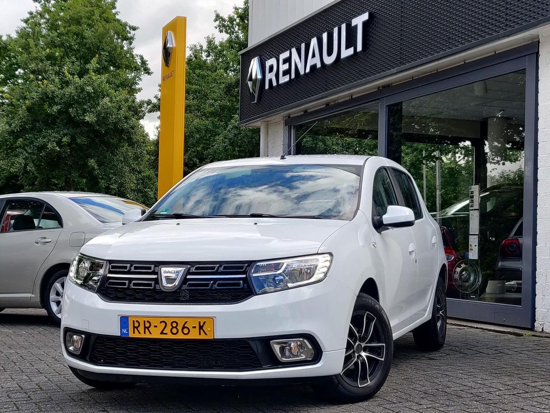 Dacia Sandero 0.9 tce 90pk bi-fuel s&s lauréate trekhaak, lm velgen