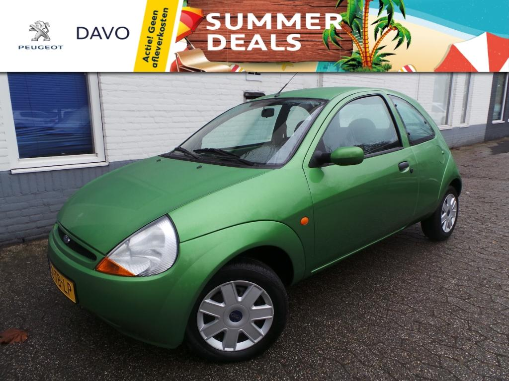 Ford Ka 1300 44kw airco winter edition