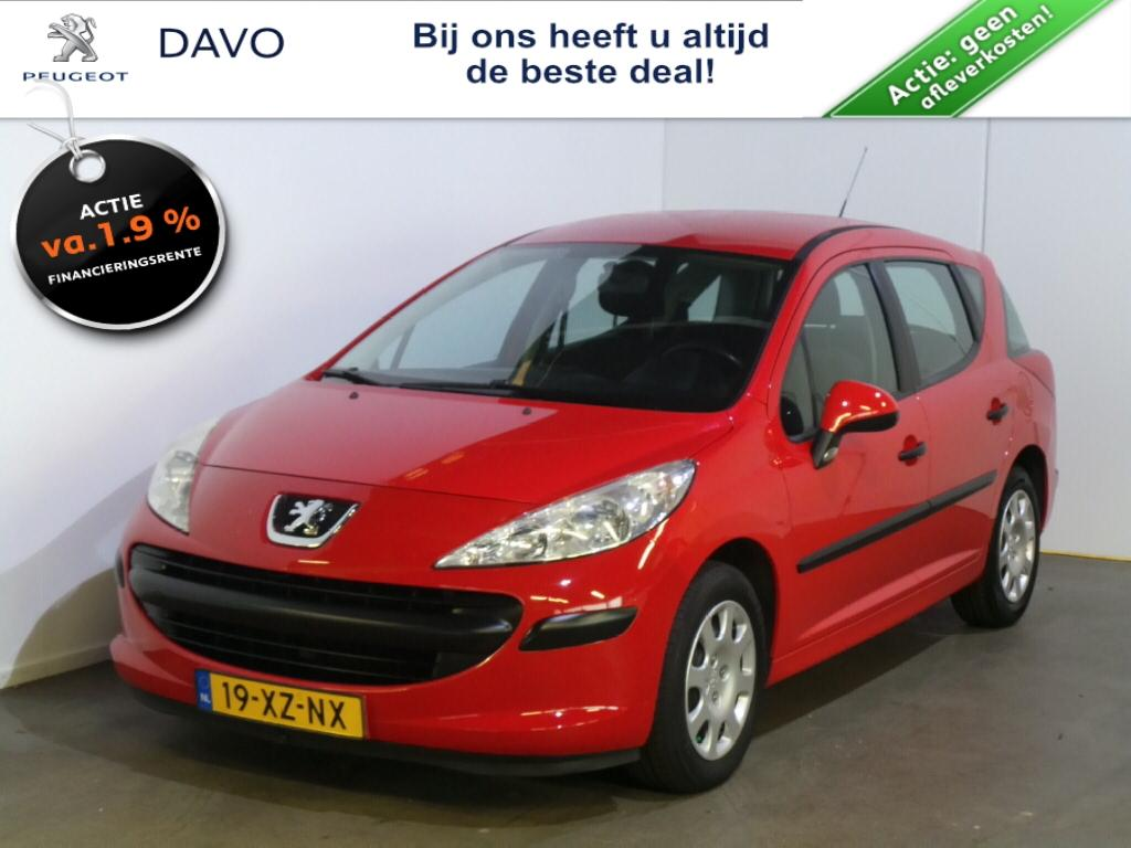 Peugeot 207 1.4 sw