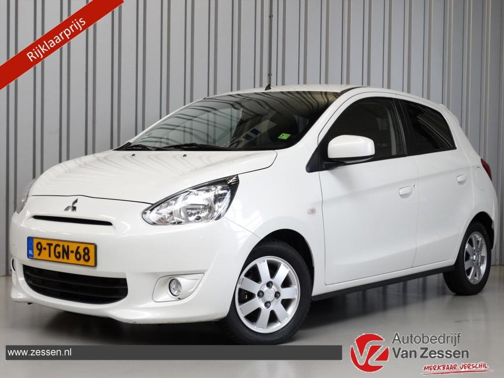 Mitsubishi Space star 1.0 cleartec intense * keyless * clima * rijklaarprijs!