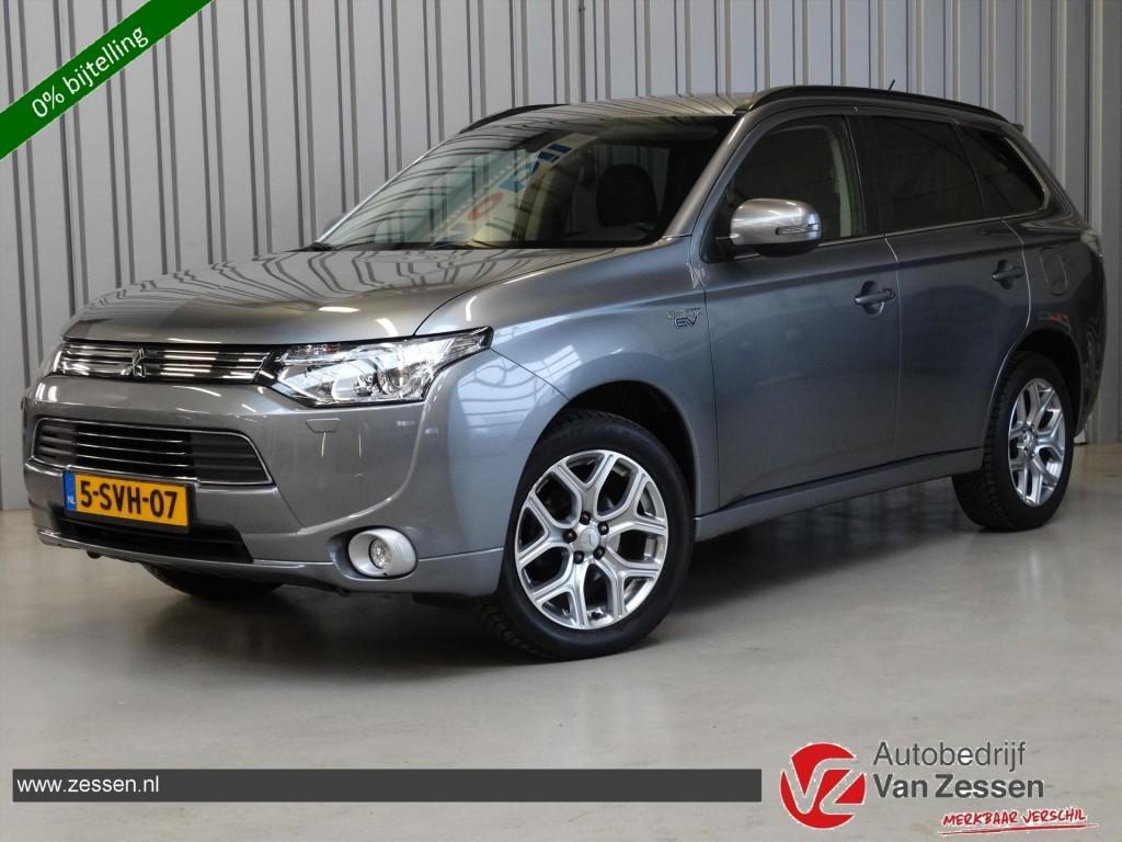 Mitsubishi Outlander Phev instyle * leder * xenon * prijs rijklaar incl. btw