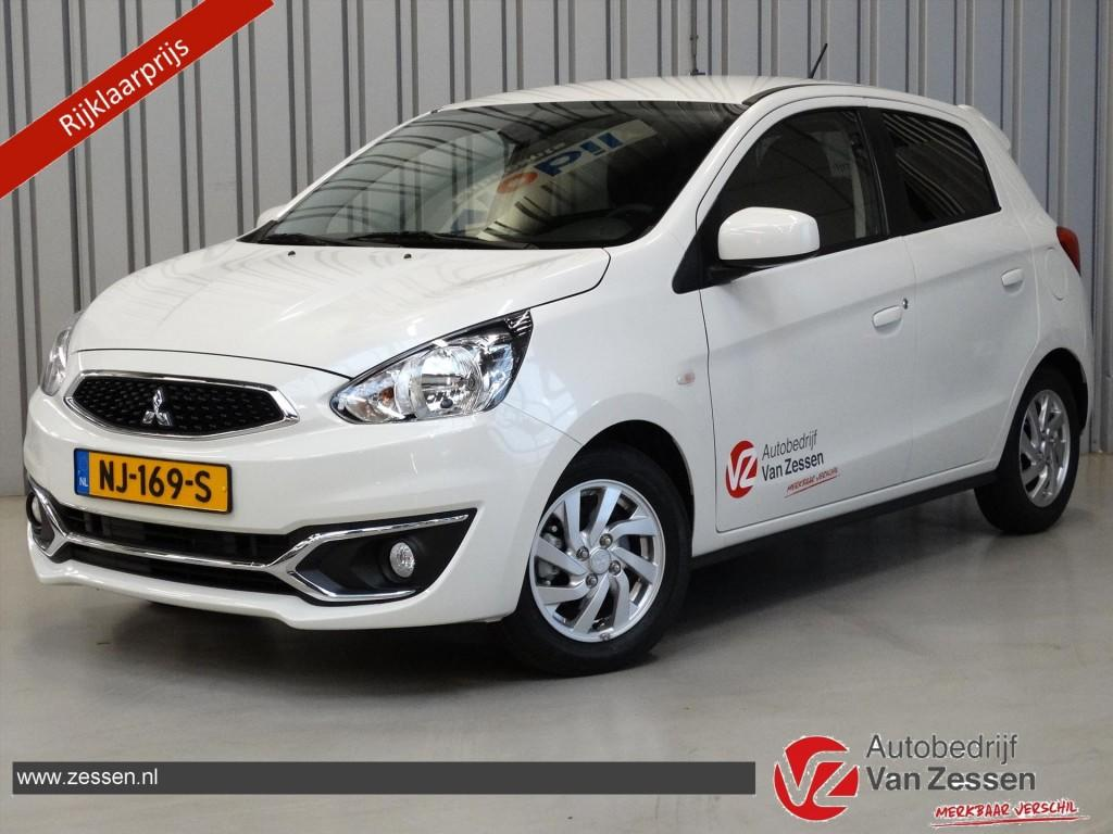 Mitsubishi Space star 1.0 intense * airco * demo aanbieding