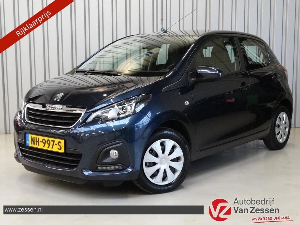 Peugeot 108 1.0 12v e-vti 5d blue lion * airco * bluetooth * demo aanbieding