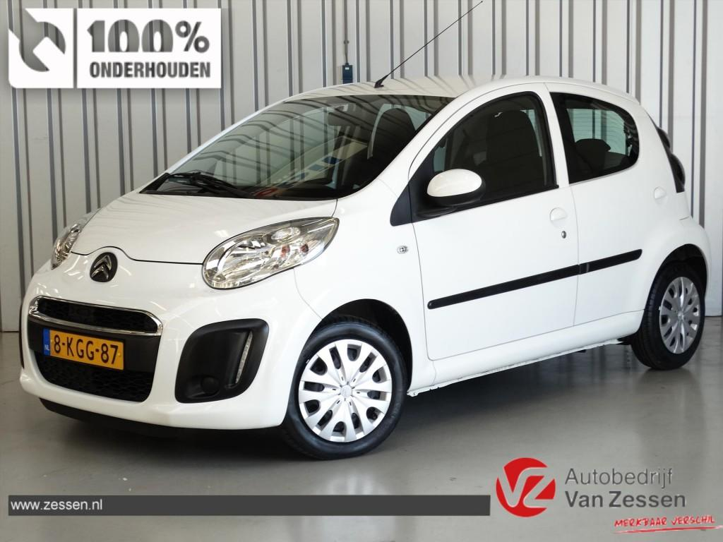 Citroën C1 1.0 5drs collection * airco * bluetooth * 1 jaar garantie! *