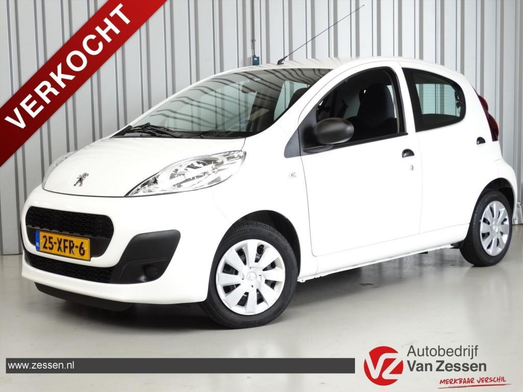Peugeot 107 1.0 5d pack accent * airco * 100% onderhouden * rijklaarprijs!