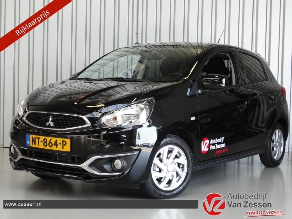 Mitsubishi Space star 1.2 mivec cvt life * cruise * demo aanbieding