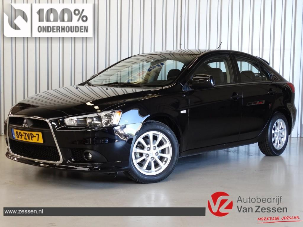 Mitsubishi Lancer 1.6 cleartec edition two * clima * leder