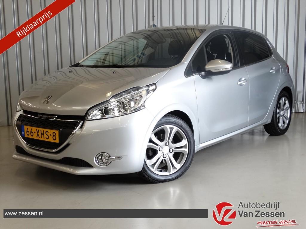 Peugeot 208 1.4 vti 5d allure * nav * clima * parkeersensoren